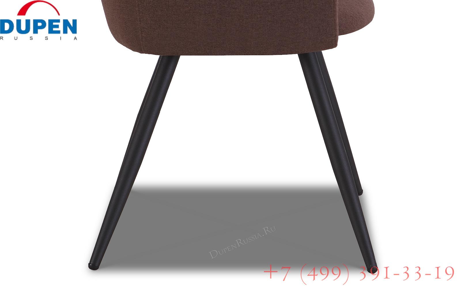 Стул ESF DC-1727-2 коричневый