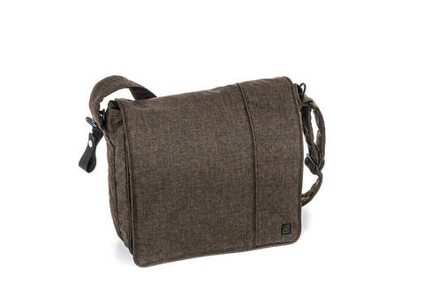 Сумка для коляски Messenger Bag Dark Brown Melange (978) 2017
