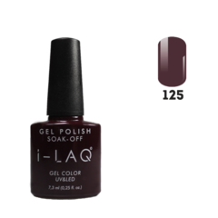 Гель лак для ногтей I-laq  125, 7,3 мл.