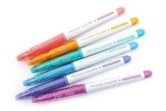Стираемые маркеры Pilot FriXion Colors (6 шт. — набор №2)