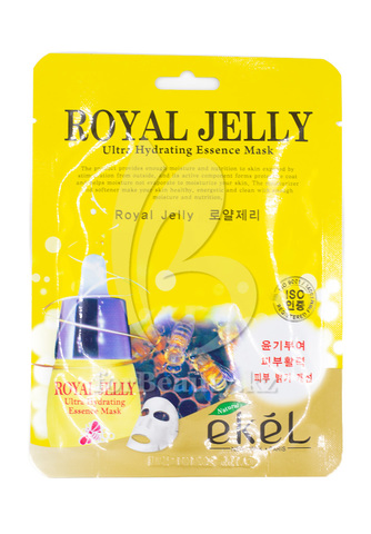 Ekel Royal Jelly Ultra Hydrating Essence Mask