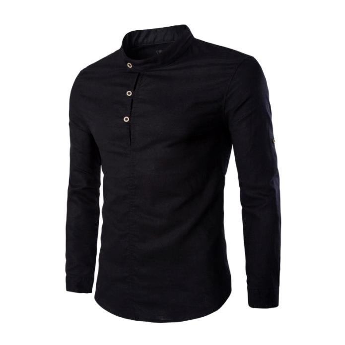 Мужская рубашка Slim Fit 3698001672_289076766.jpg