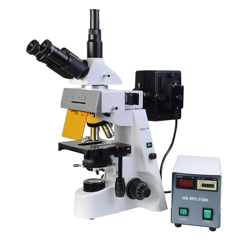 Микроскоп люминесцентный Микромед 3 ЛЮМ - фото