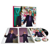 Elton John / Wonderful Crazy Night (Super Deluxe Edition)(LP+2CD)