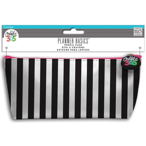 Пенал Create 365 Happy Planner Pencil Pouch - Black & White