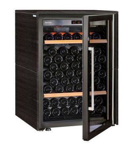 Винный шкаф EuroCave V Collection S чёрный, стандартная комплектация