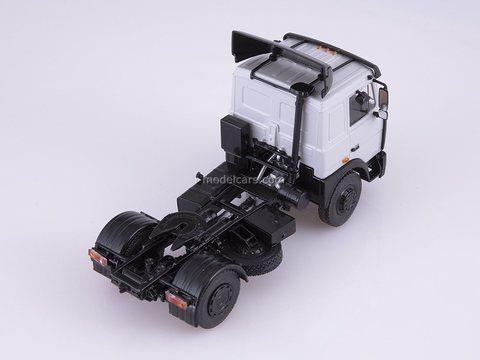 MAZ-5432 semi-trailer auto-transporter 934410 (А908) 1:43 Start Scale Models (SSM)