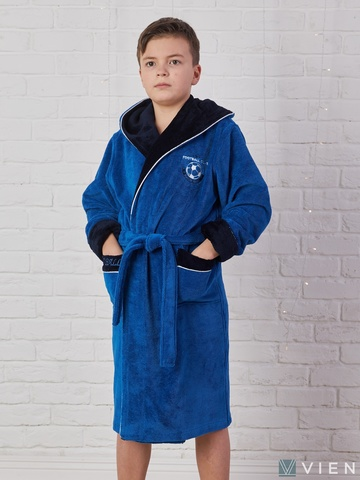 RONALDO (Royal)  халат для мальчика  Five Wien (Турция)