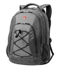 Рюкзак WENGER, цвет темно-серый/светло-серый (11864415)