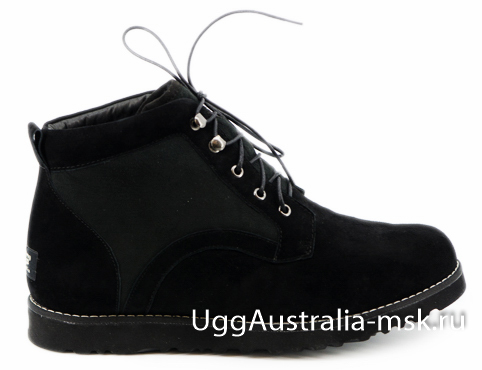 Ugg Mens Bethany Black