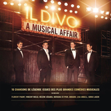 Il Divo ‎/ A Musical Affair (RU)(CD)
