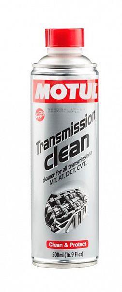 Motul Transmission Clean Промывка трансмиссионных систем