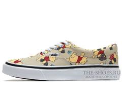 Кеды Vans Low Winnie Pooh