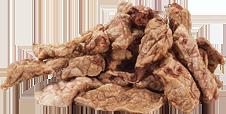 Деревенские лакомства Деревенские лакомства Традиционные для собак Легкое говяжье крупное 70гр 226x1000_beef-lung-big-chunks-pile.png