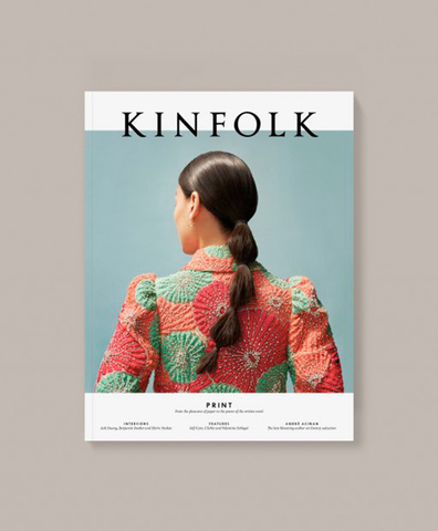 Журнал Kinfolk vol.29 английский