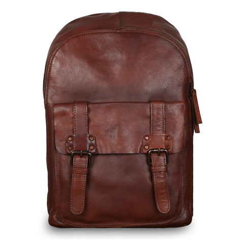 Рюкзак Ashwood Leather 7999 Rust