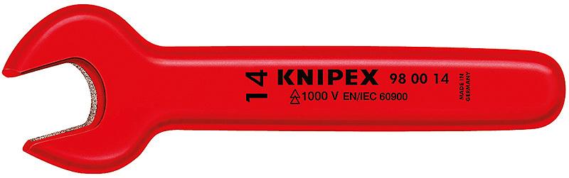 Ключ рожковый 9мм электроизолированный 1000V Knipex KN-980009