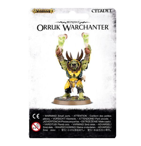 Ironjawz Orruk Warchanter