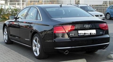 Audi A8D4 2010-2016 Ремонт Задней Пневмоподвески