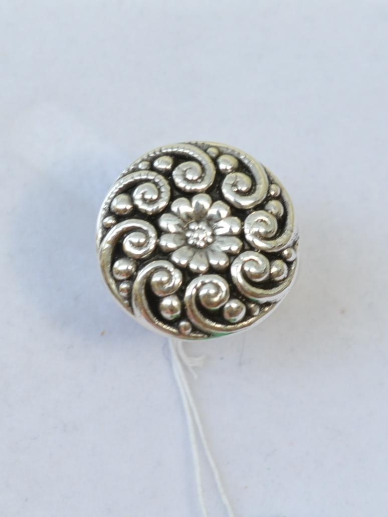 Пейсли (кольцо из серебра)