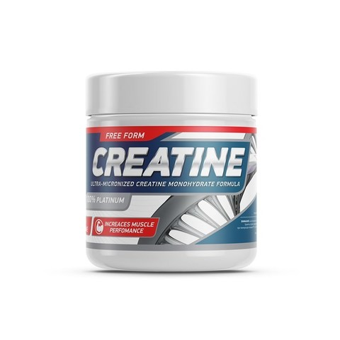 Geneticlab CREATINE powder 300gr/60 serv unflavored
