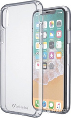 Чехол CL CLEARDUOIPH8T iPhone X прозрач.