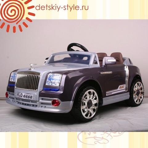 "Электромобиль River-Auto ""Rolls Royce 6666"""