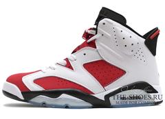 Кроссовки Мужские Nike Air Jordan VI Chicago Bulls