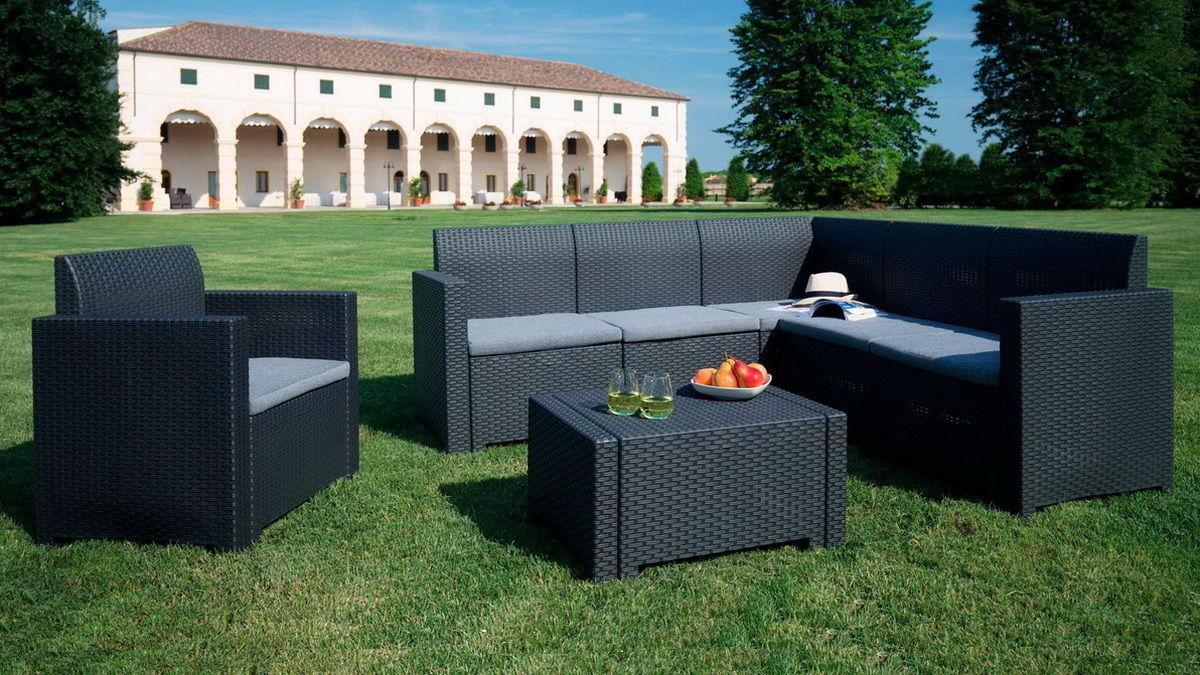 Комплекты для отдыха Комплект мебели Nebraska Corner Nebraska_Corner.jpg