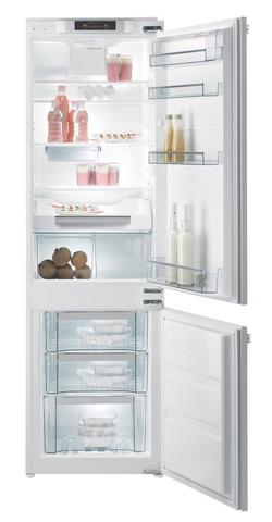 Встраиваемый двухкамерный холодильник Gorenje NRKI4181LW