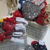 Носки детские, махровые Подарки (серый)