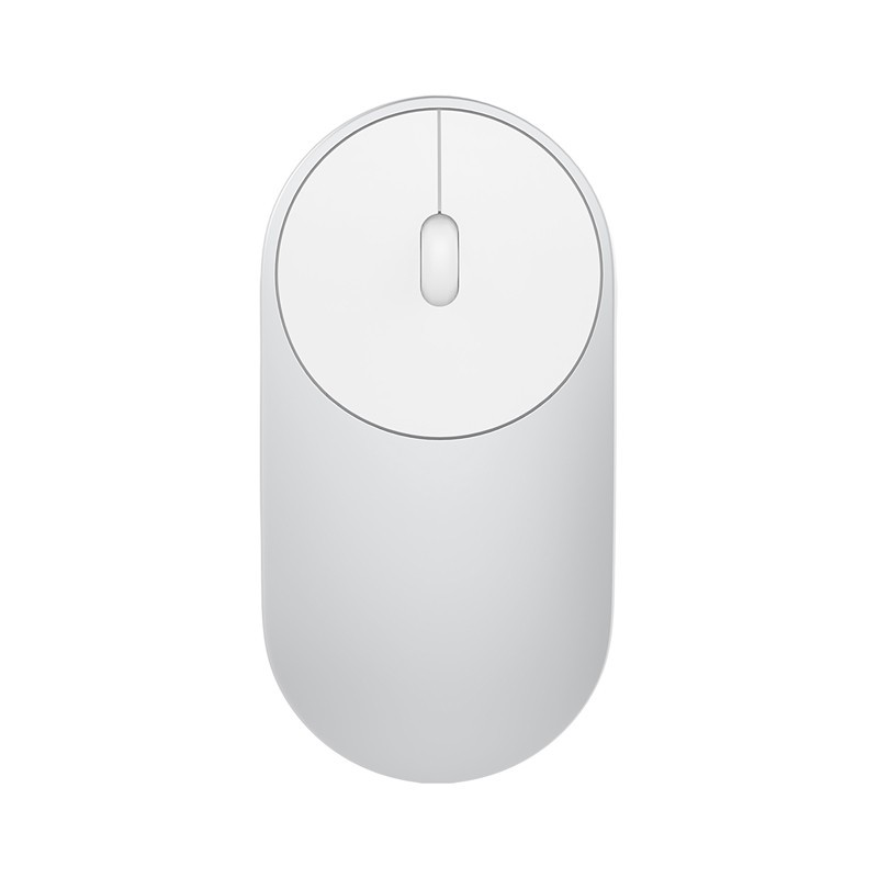 Мышка Xiaomi Mi Portable Mouse Bluetooth (Белая)