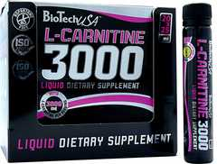 BT L-Carnitine 3000 mg 25ml - 1 амп.