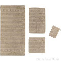 Полотенце 50x100 Cawo Noblesse 1001 песочное