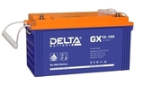 Аккумулятор DELTA GX 12-120 ( 12V 120Ah / 12В 120Ач ) - фотография