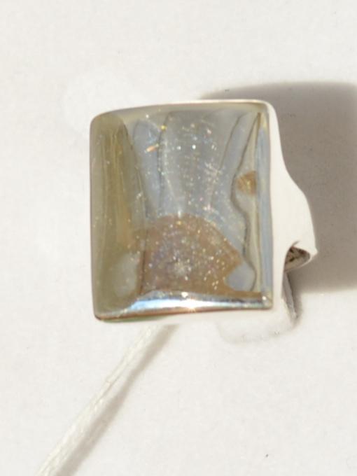Квадрат (кольцо из серебра)