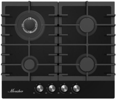 Варочная панель MONSHER MKFG 60 G-GFT