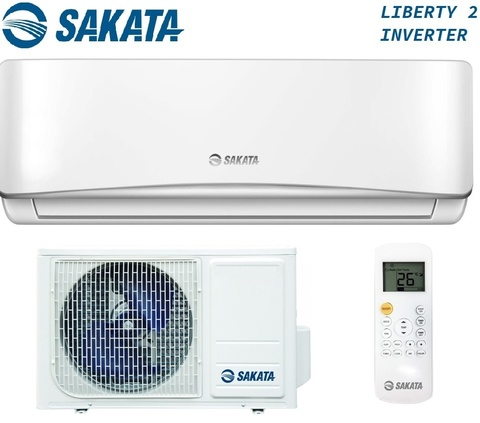 SAKATA Liberty 2 INVERTER SIE - 60 SGC  на 60 кв.м.