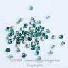 1028 Стразы Сваровски Blue Zircon PP 13 (1,9-2 мм), 10 штук (бц)