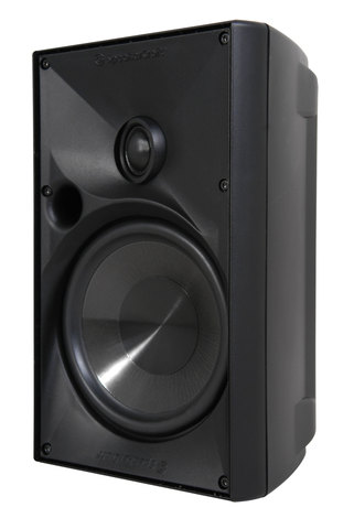 SpeakerCraft OE6 One Black, акустика всепогодная