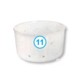 Круглая форма для сыра, малая (70х65х40 мм)