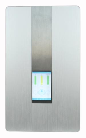 Очиститель воздуха и приточно-вытяжная установка Noizzless PUREWIND с рекуперацией тепла и влаги