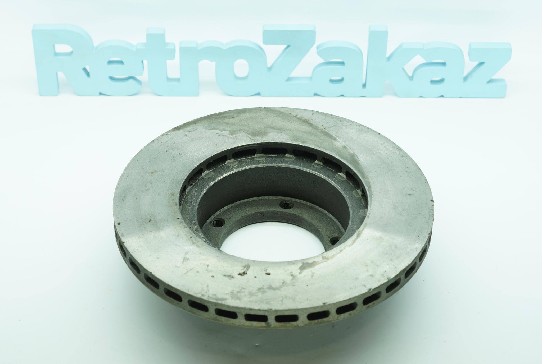 Тормозной диск Газ 3102 (старая сверловка)