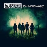 3 Doors Down / Us And The Night (CD)