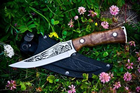 Охотничий нож Клык-2