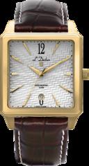 Мужские швейцарские наручные часы L'Duchen D 451.22.23