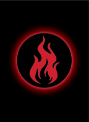 Legion Supplies - Absolute Iconic - Fire Протекторы матовые 50 штук