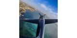 Набор фильтров PolarPro Venture 3-Pack HERO 5/6/7 Black пример фото полет