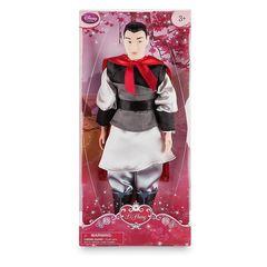 Кукла Ли Шанг, Дисней
