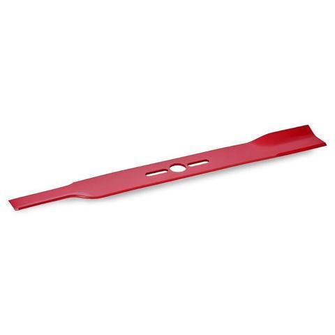 Нож универсальный для электро и бензо косилок (406 мм, толщина 4 мм), Посадочное 25,4 мм